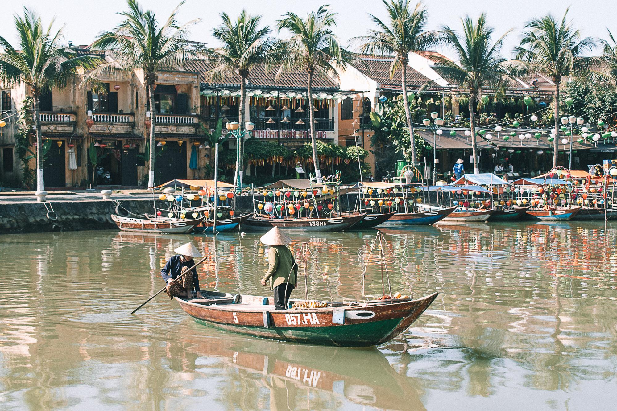 Hoi An no Vietnã