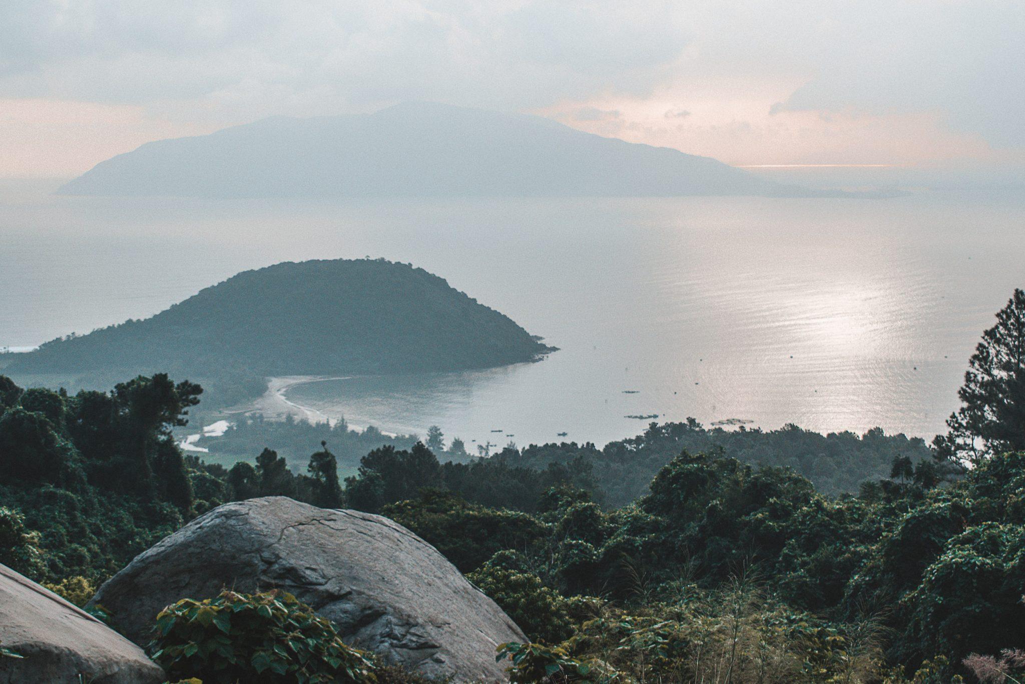 Hai Van Pass entre Hue e Da Nang