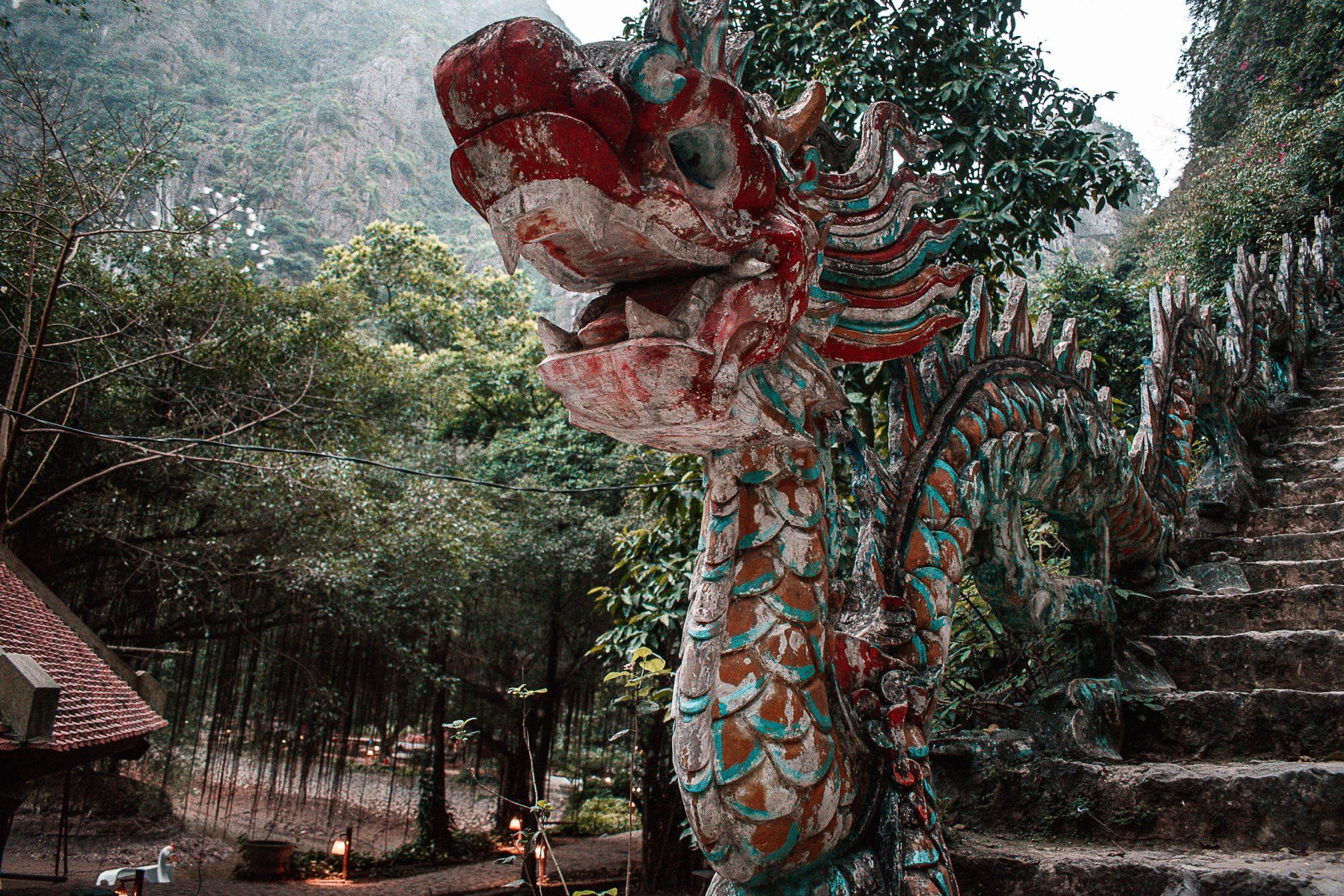 Ninh Binh no Vietnã