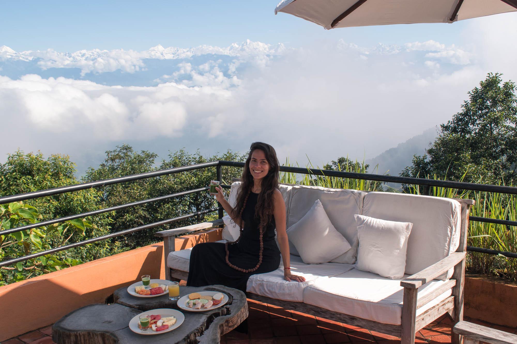Hotéis em Kathmandy