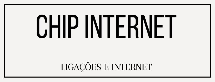 Internet em viagens