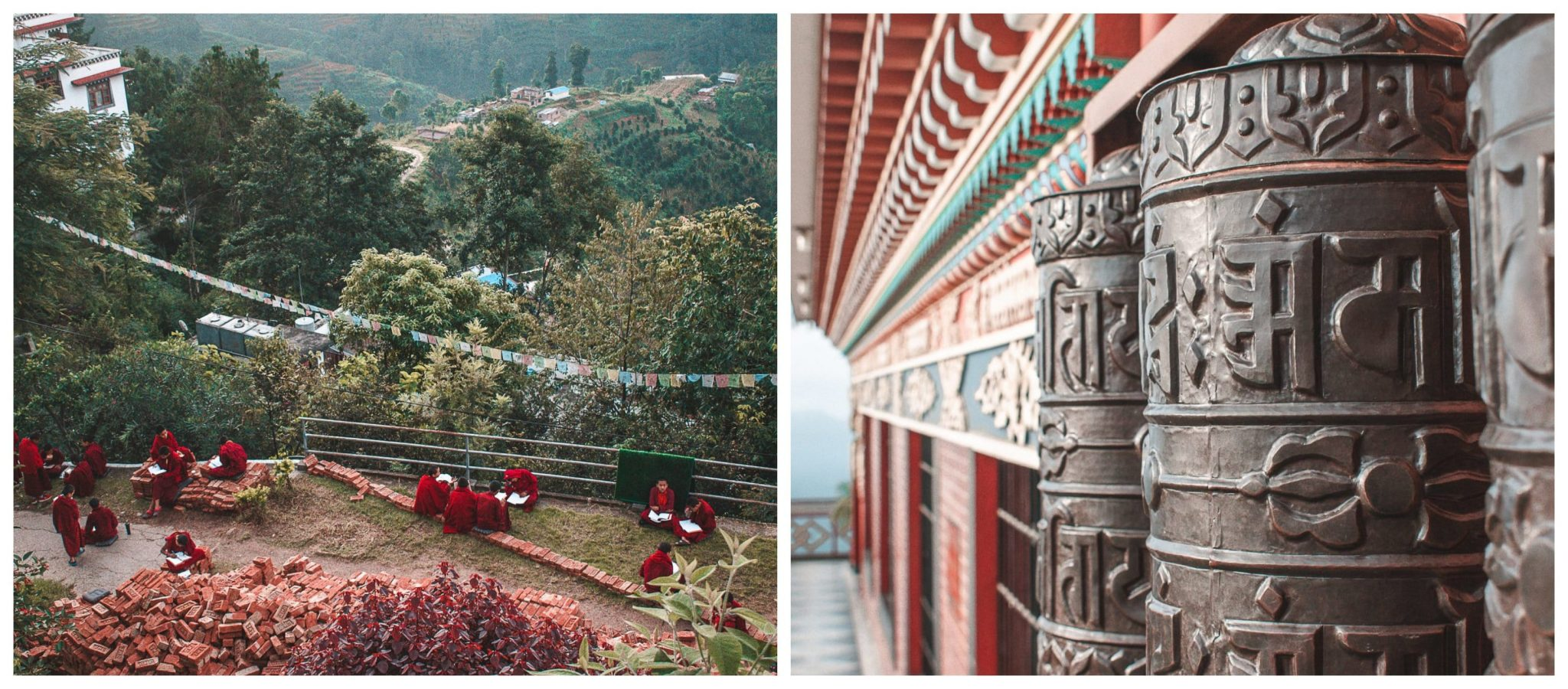 O que fazer nos arredores de Kathmandu