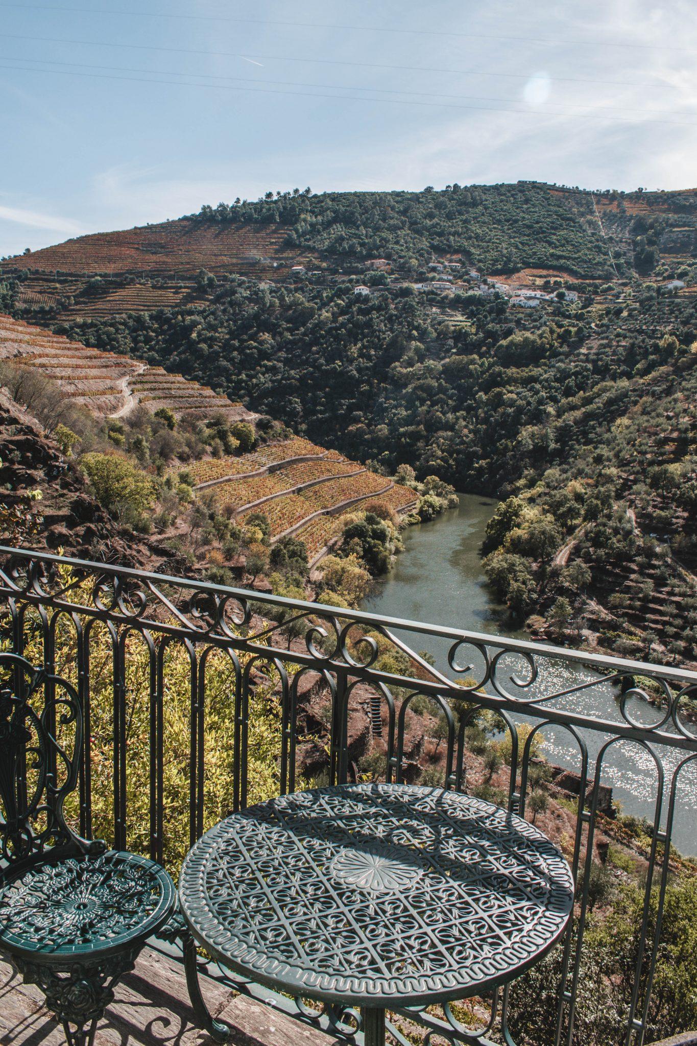 Vistas no Vale do Douro