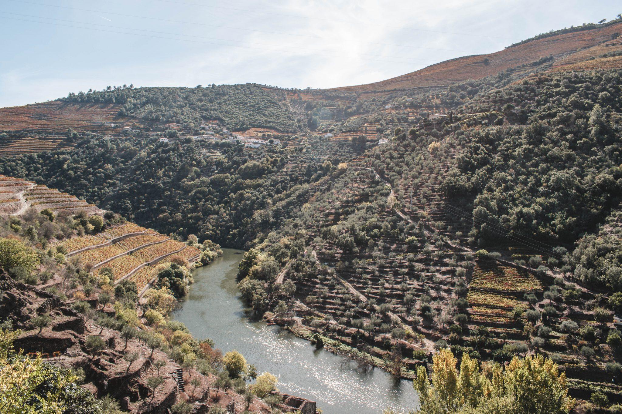Quantos dias ficar no Vale do Douro