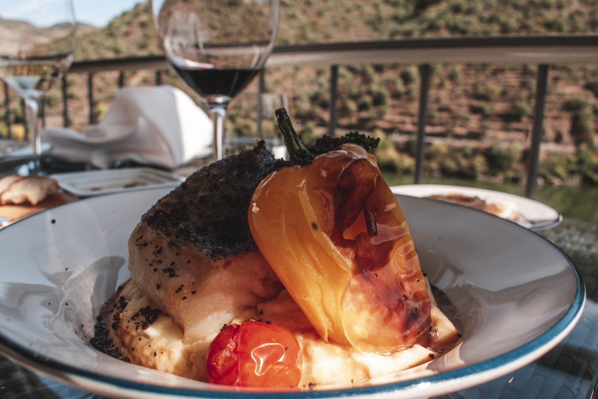 Restaurantes no Vale do Douro Portugal