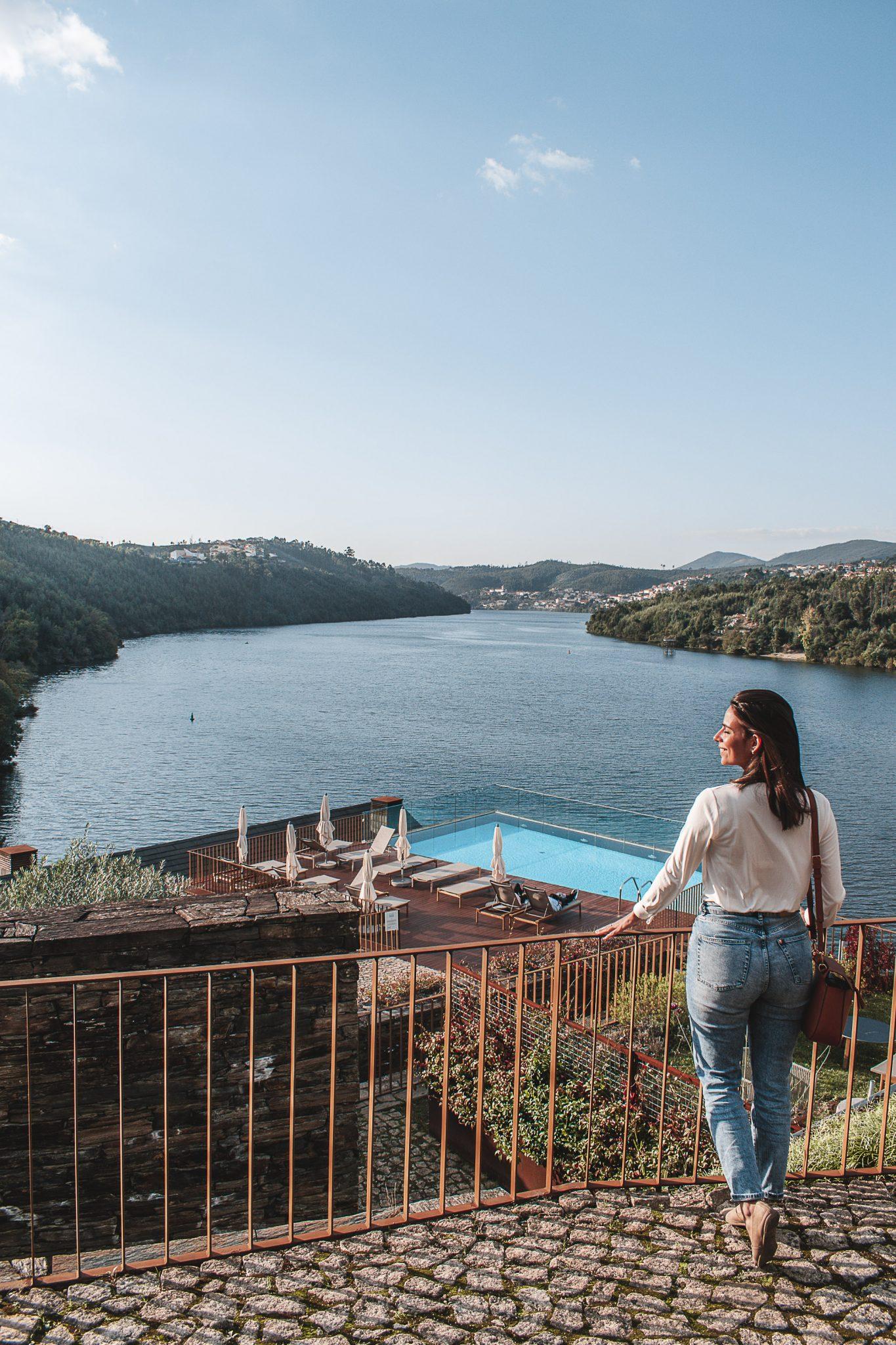 Hotéis no Vale do Douro Portugal