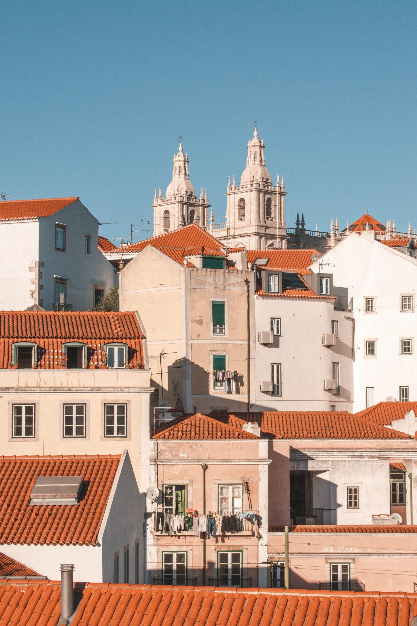 Como chegar em Lisboa Portugal