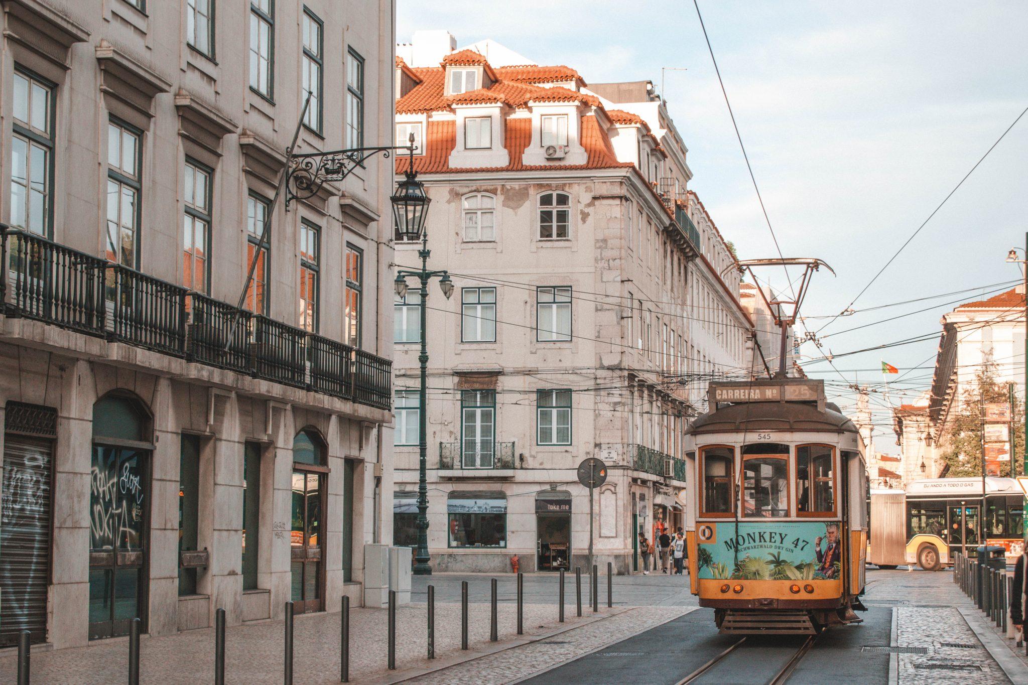 Como se locomover em Lisboa