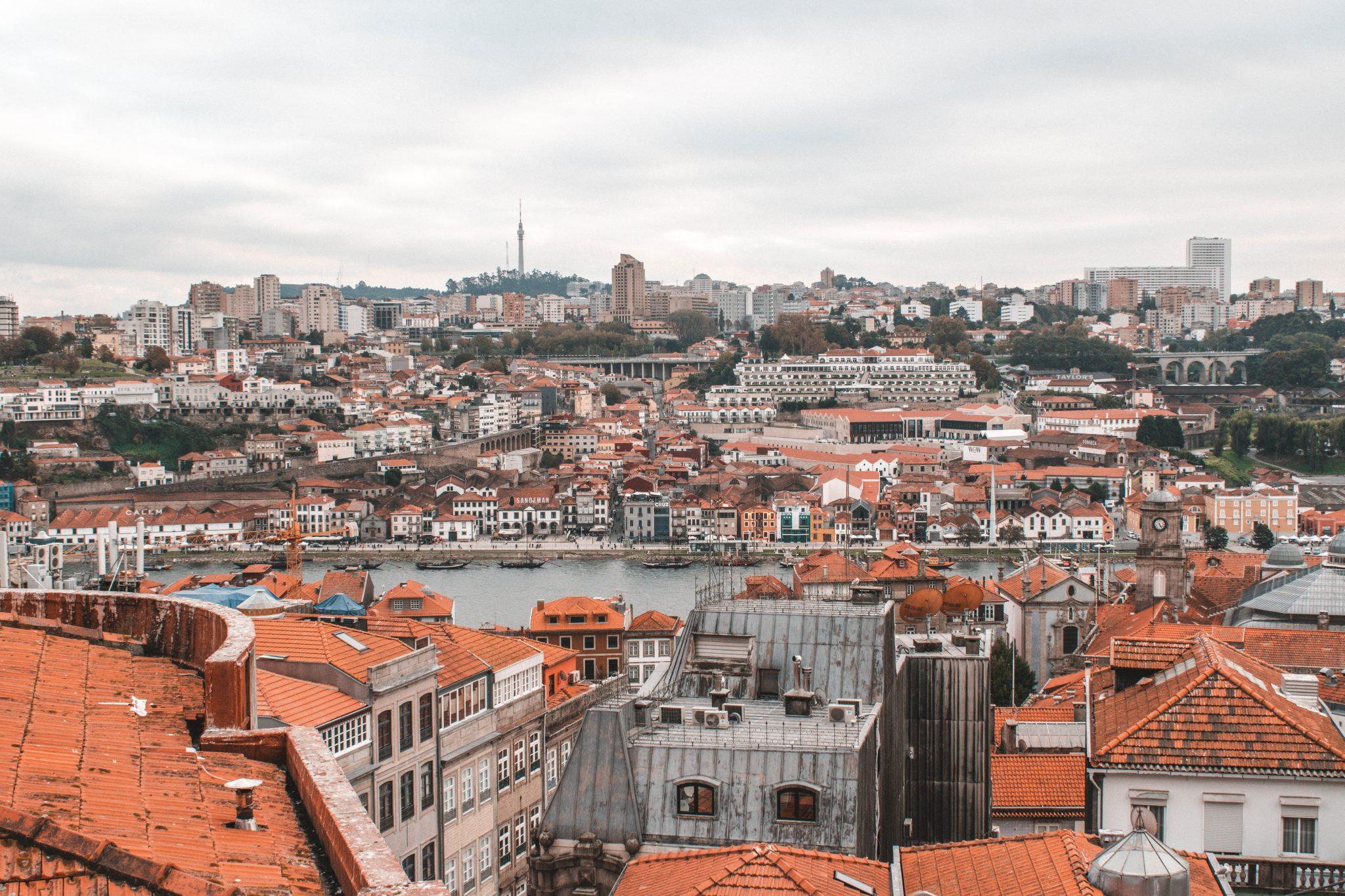 Como se locomover no Porto Portugal