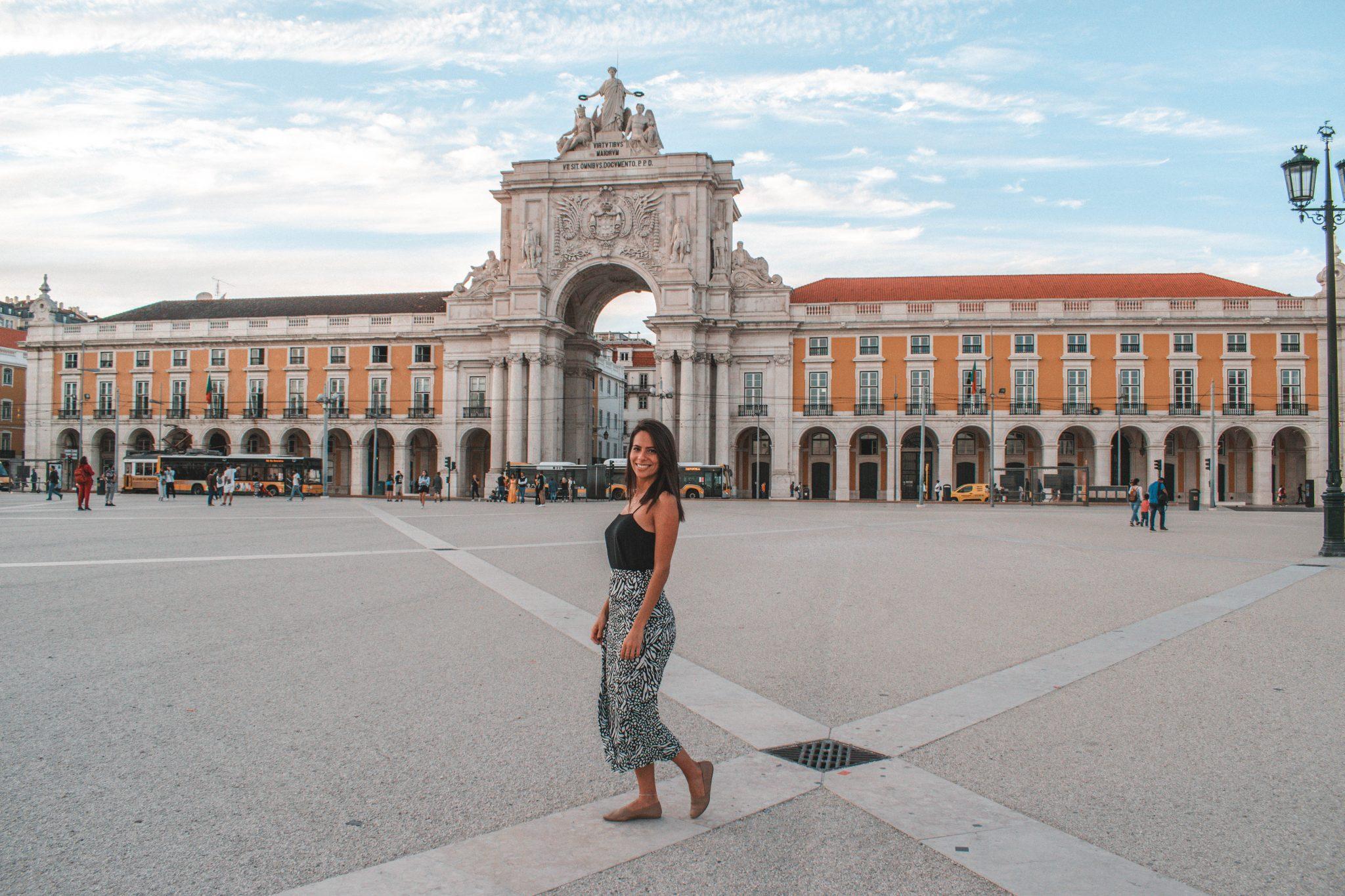 Roteiro em Lisboa
