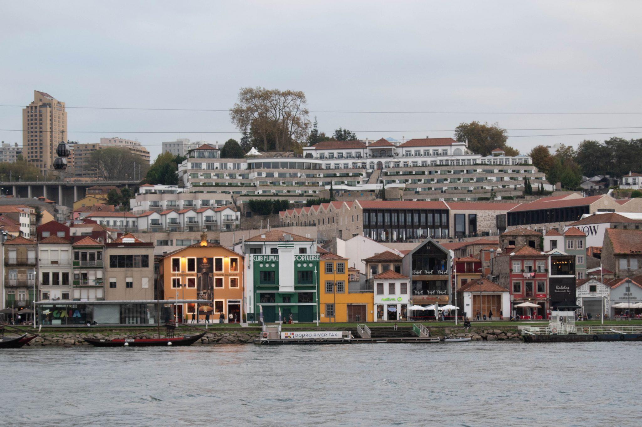 Vinícolas em Porto