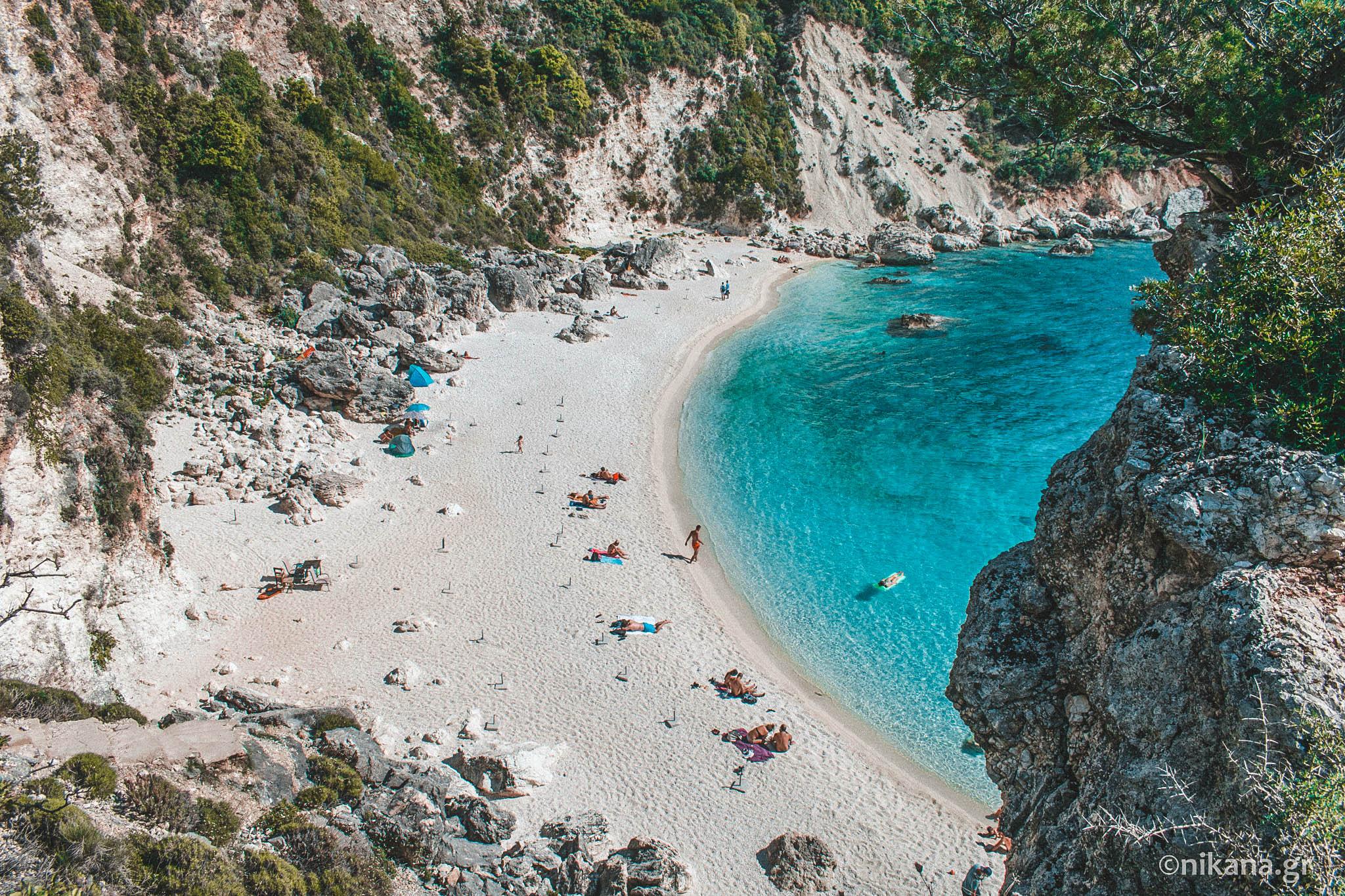 Dicas de Lefkada na Grécia