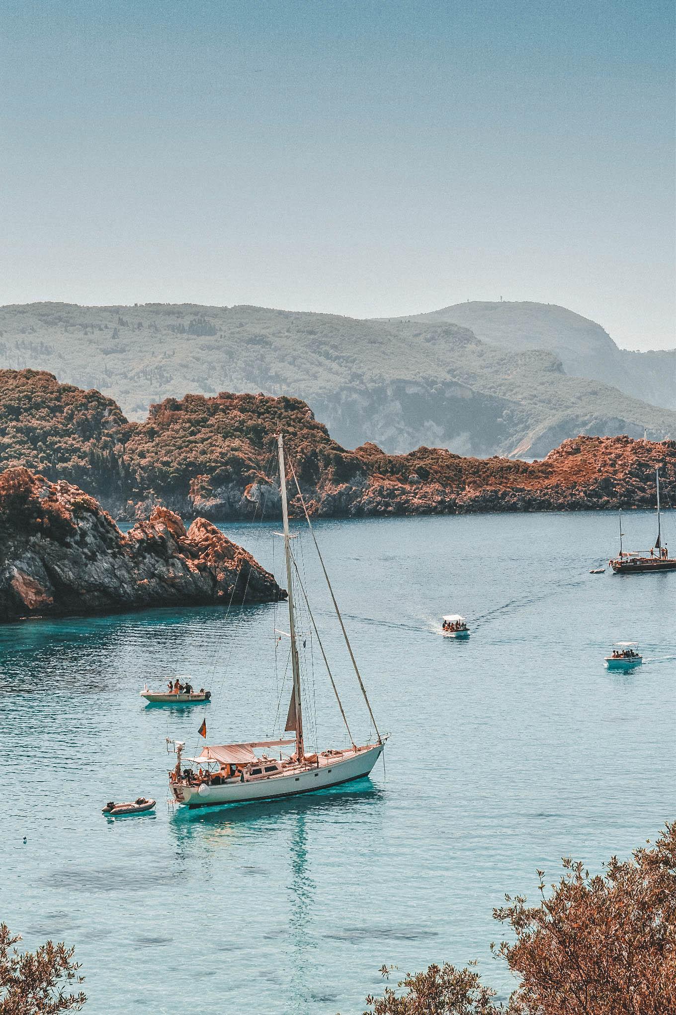 Ilhas Jônicas na Grécia