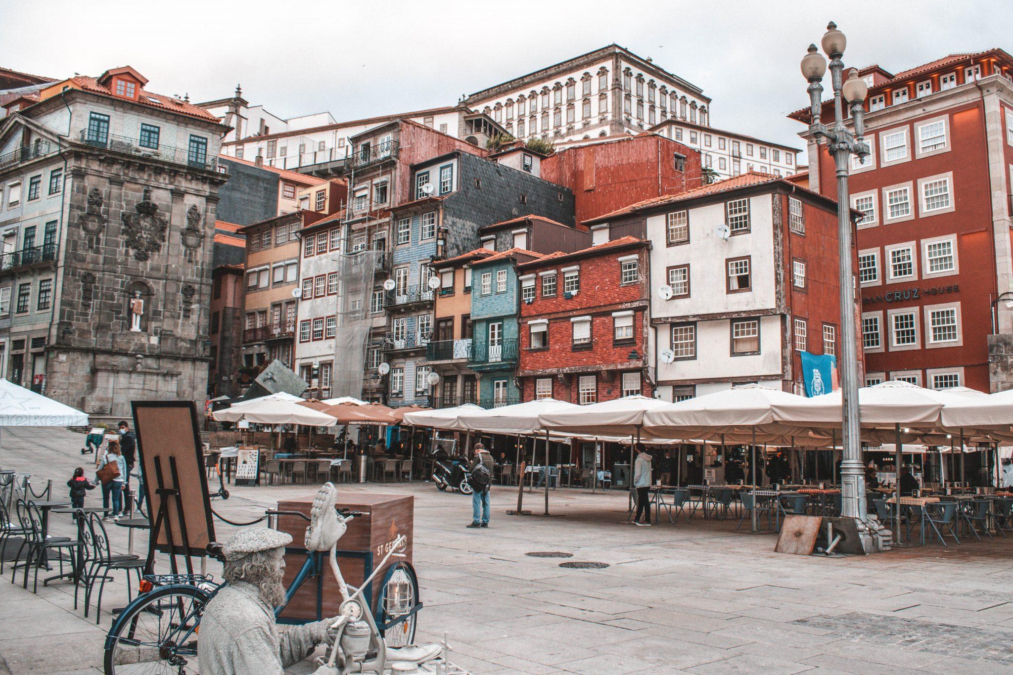 Quantos dias ficar Porto Portugal