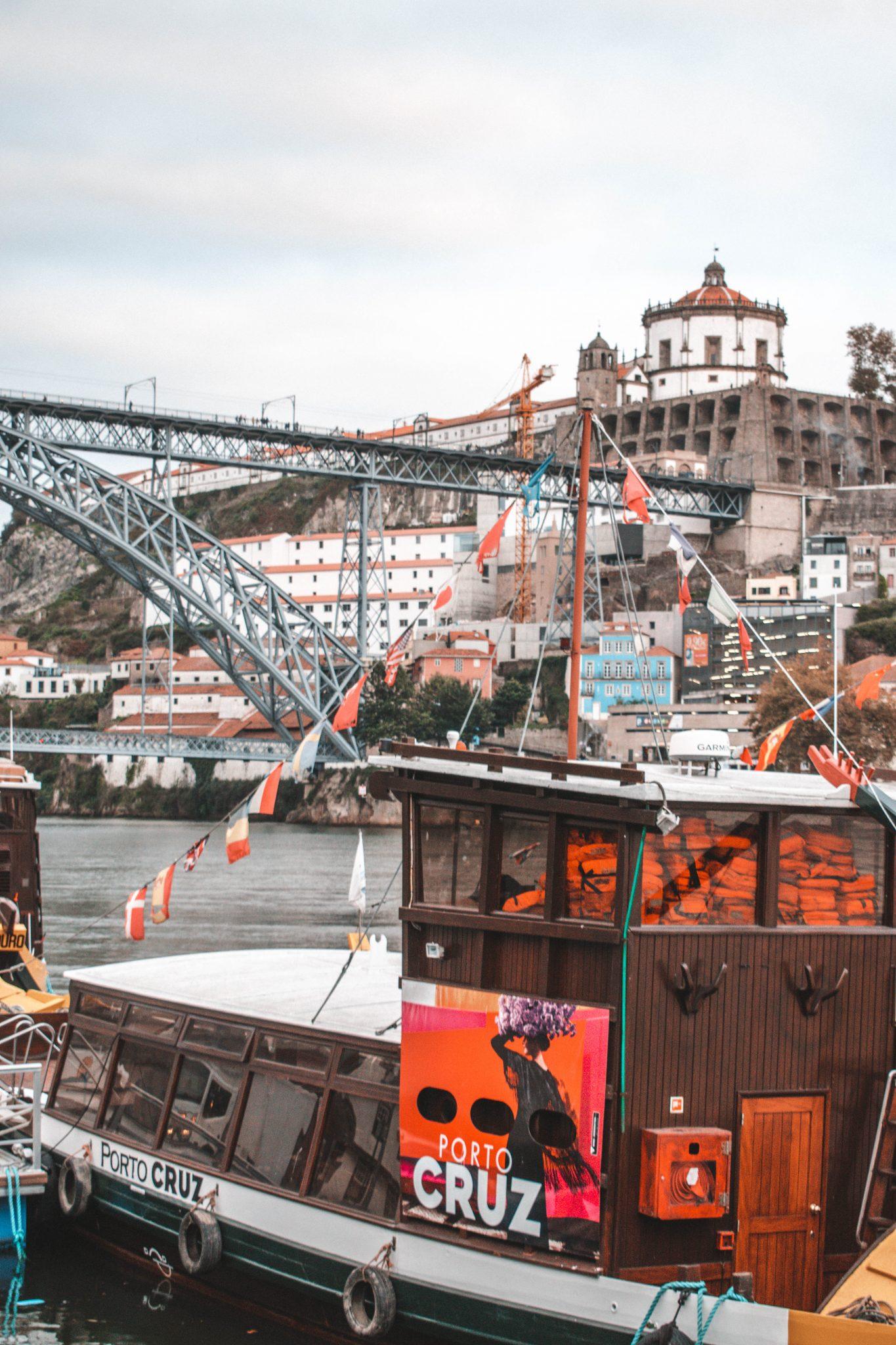 Roteiro 2 a 3 dias no Porto