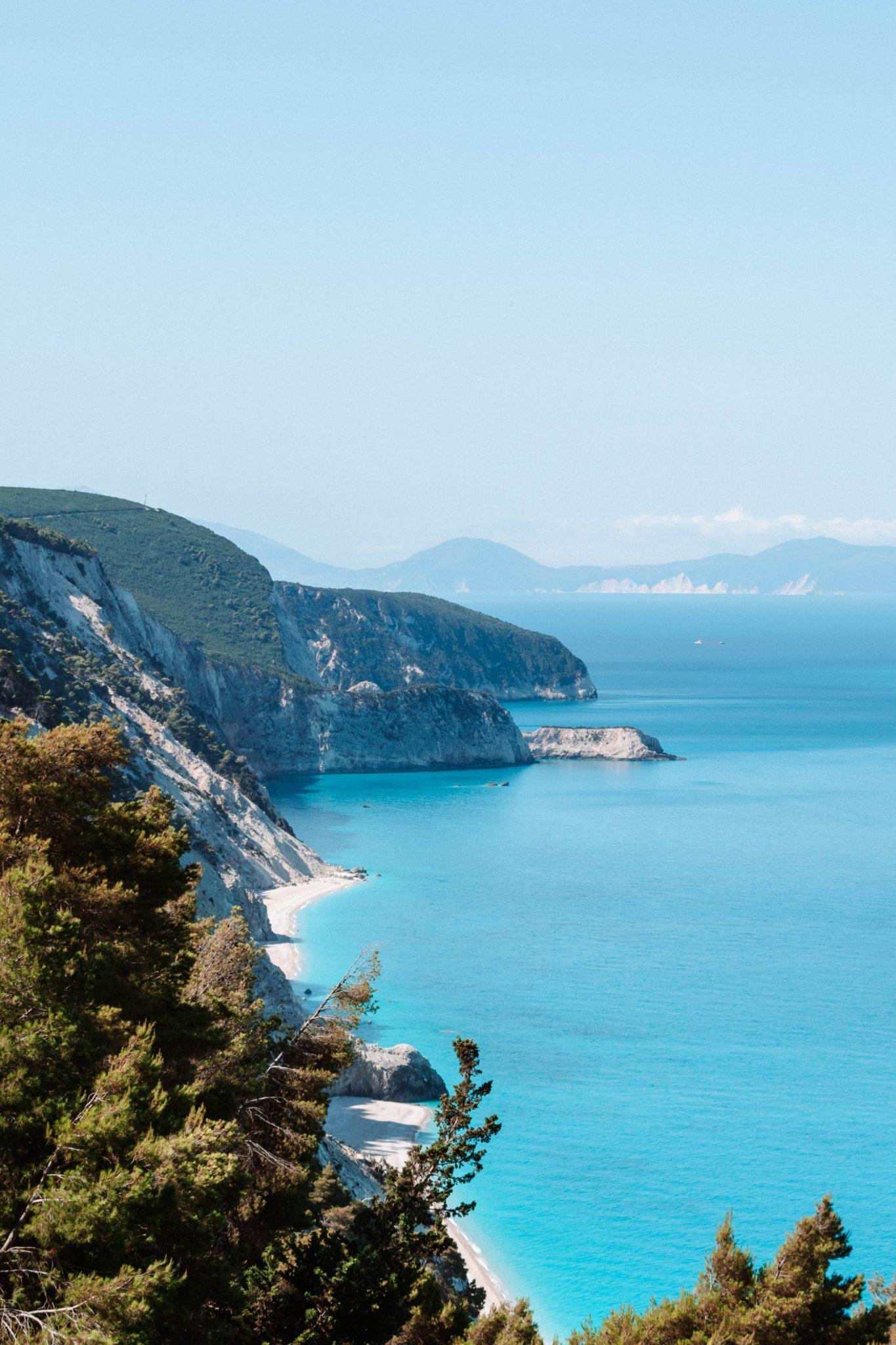 Como chegar na Lefkada Grécia