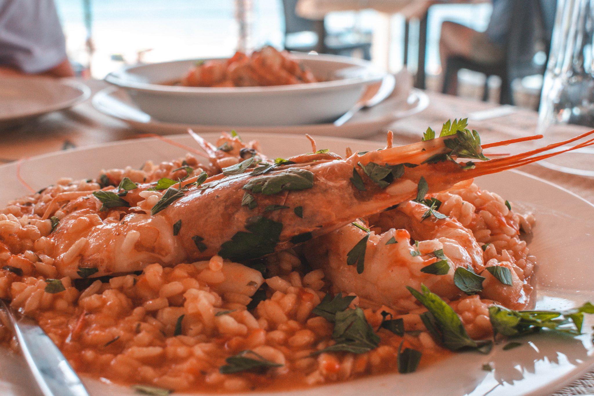 Restaurante em Petani Kefalonia