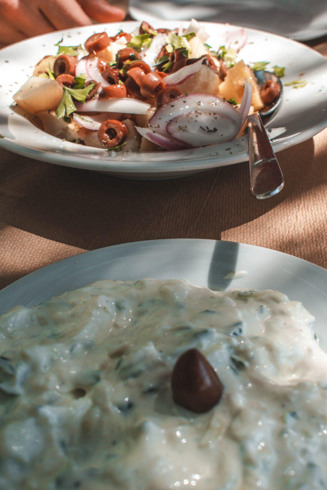 Restaurantes em Lefkada