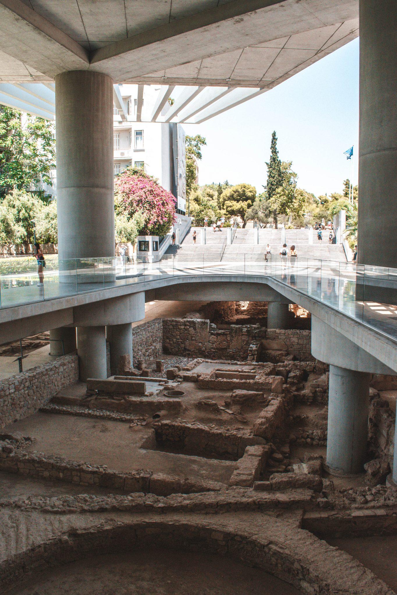 Atrações turísticas de Atenas