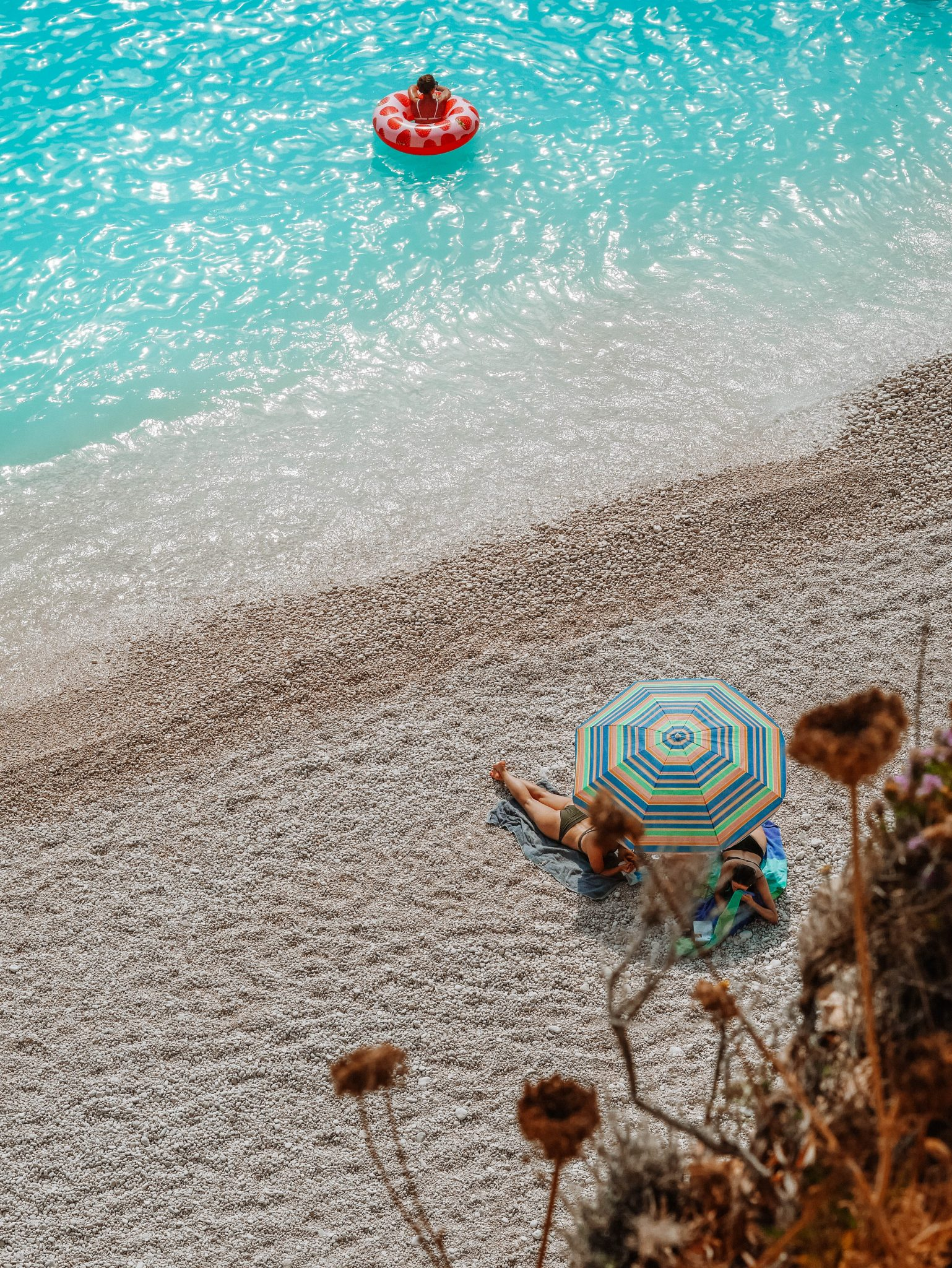 Dicas de viagem Lefkada Grécia