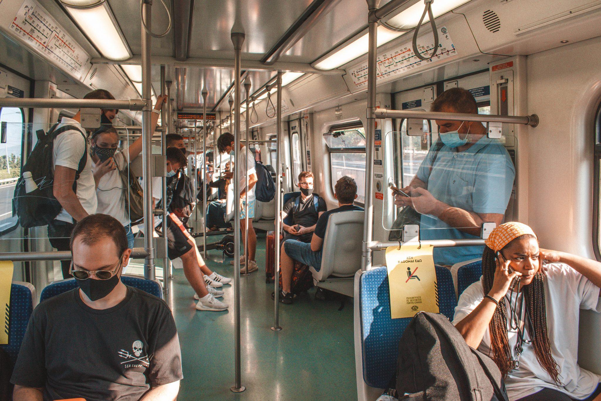 Como ir do aeroporto ao centro de Atenas