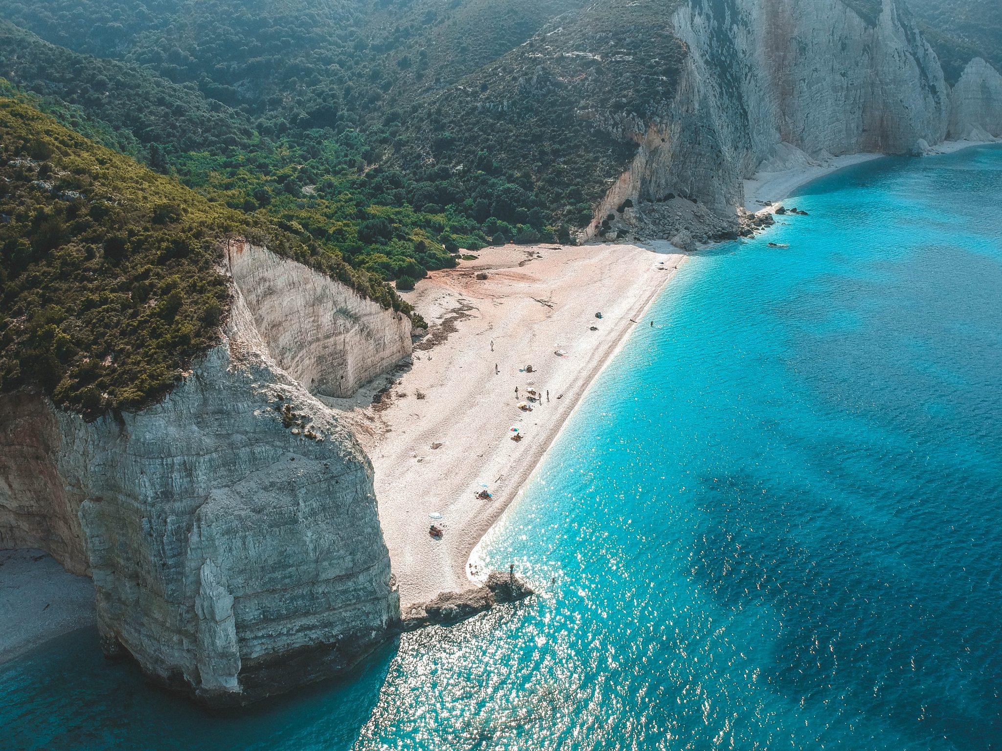 Fteri Beach