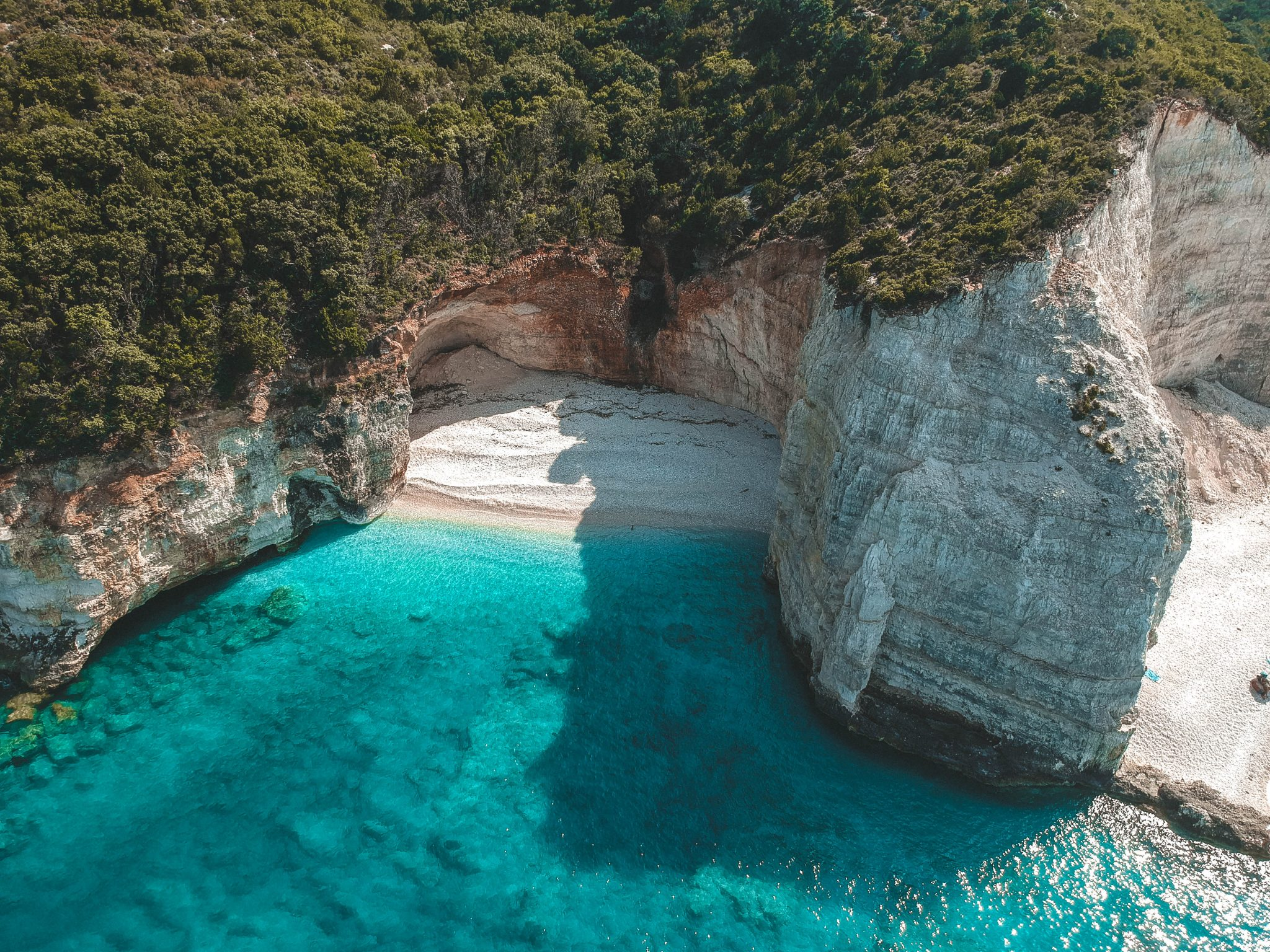 Praias em Kefalonia