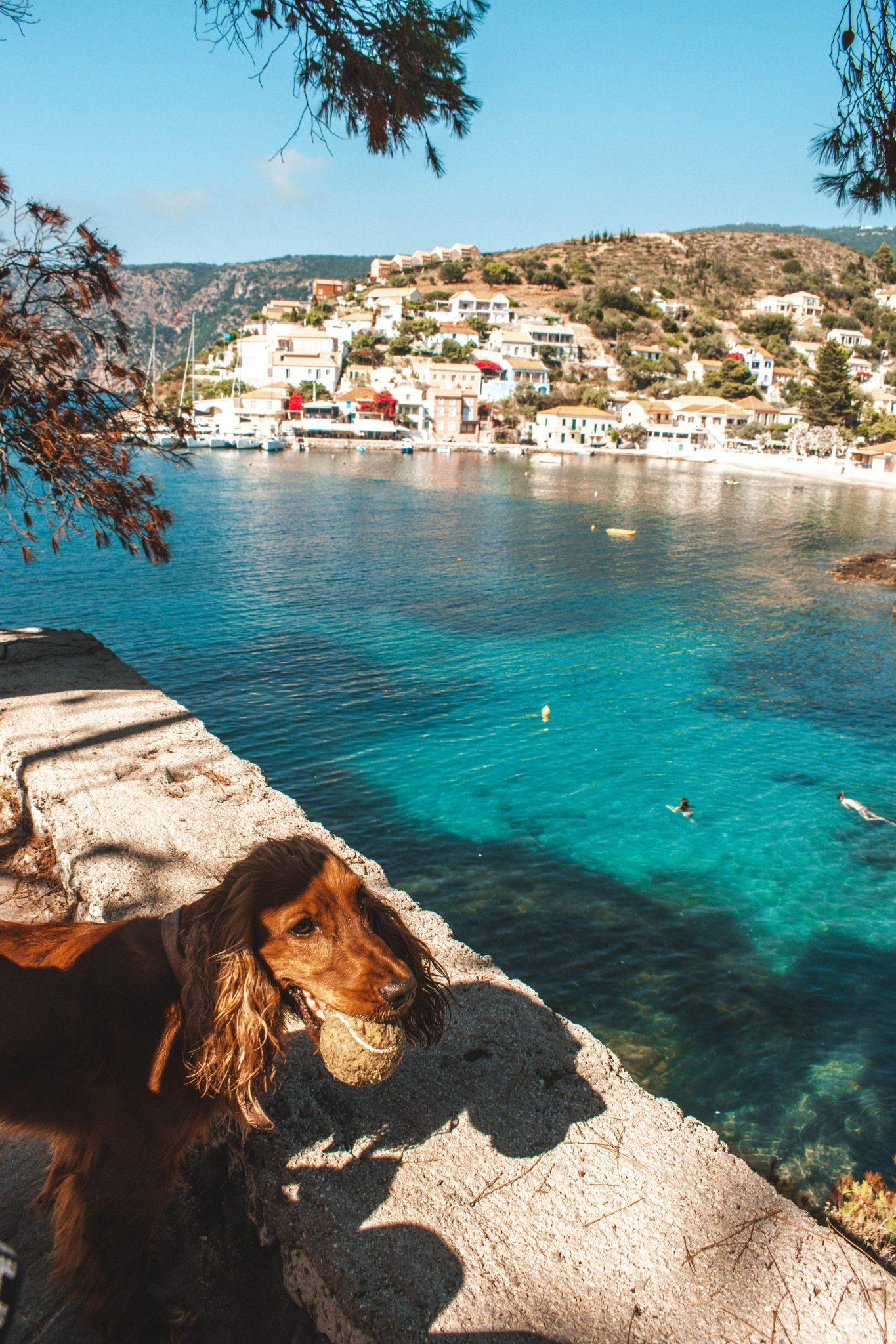 Quando visitar Kefalonia Grécia