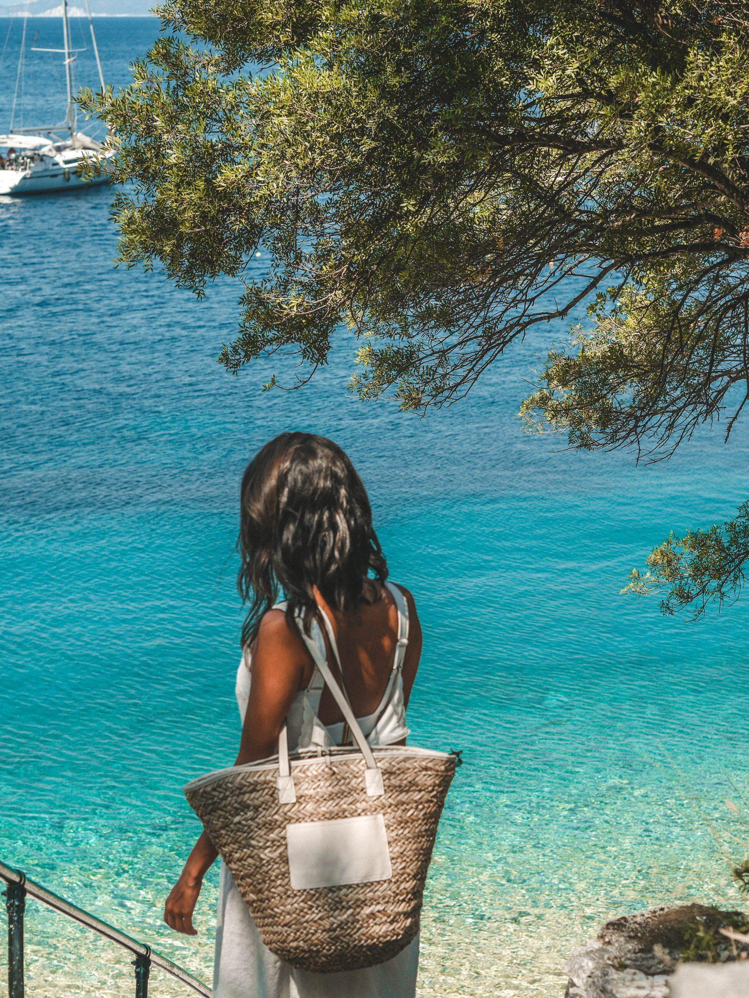 O que levar na mala para Ithaca Grécia