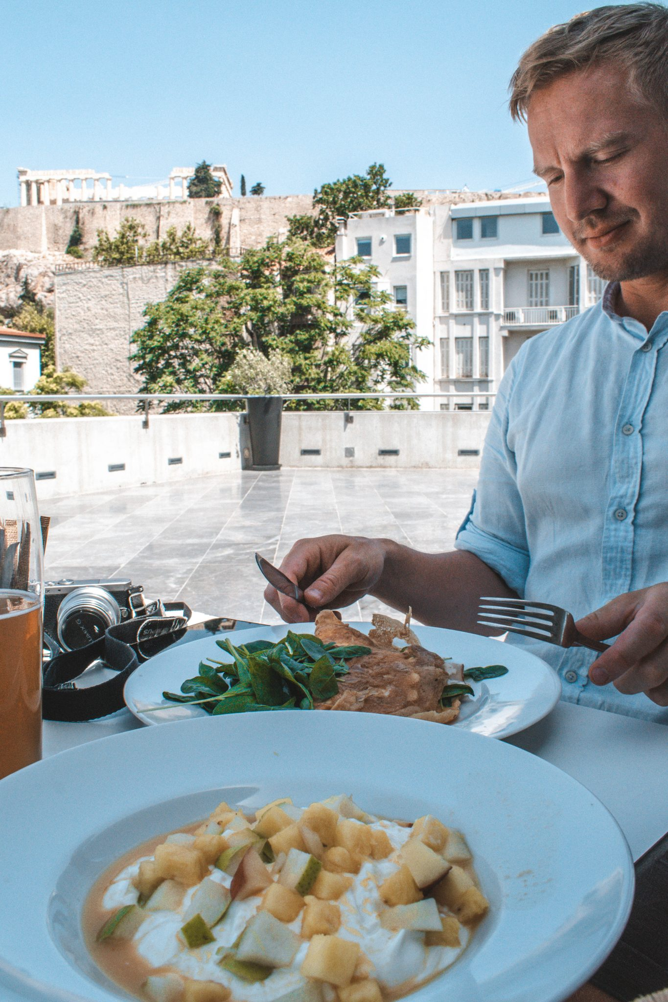 Melhores restaurantes em Atenas