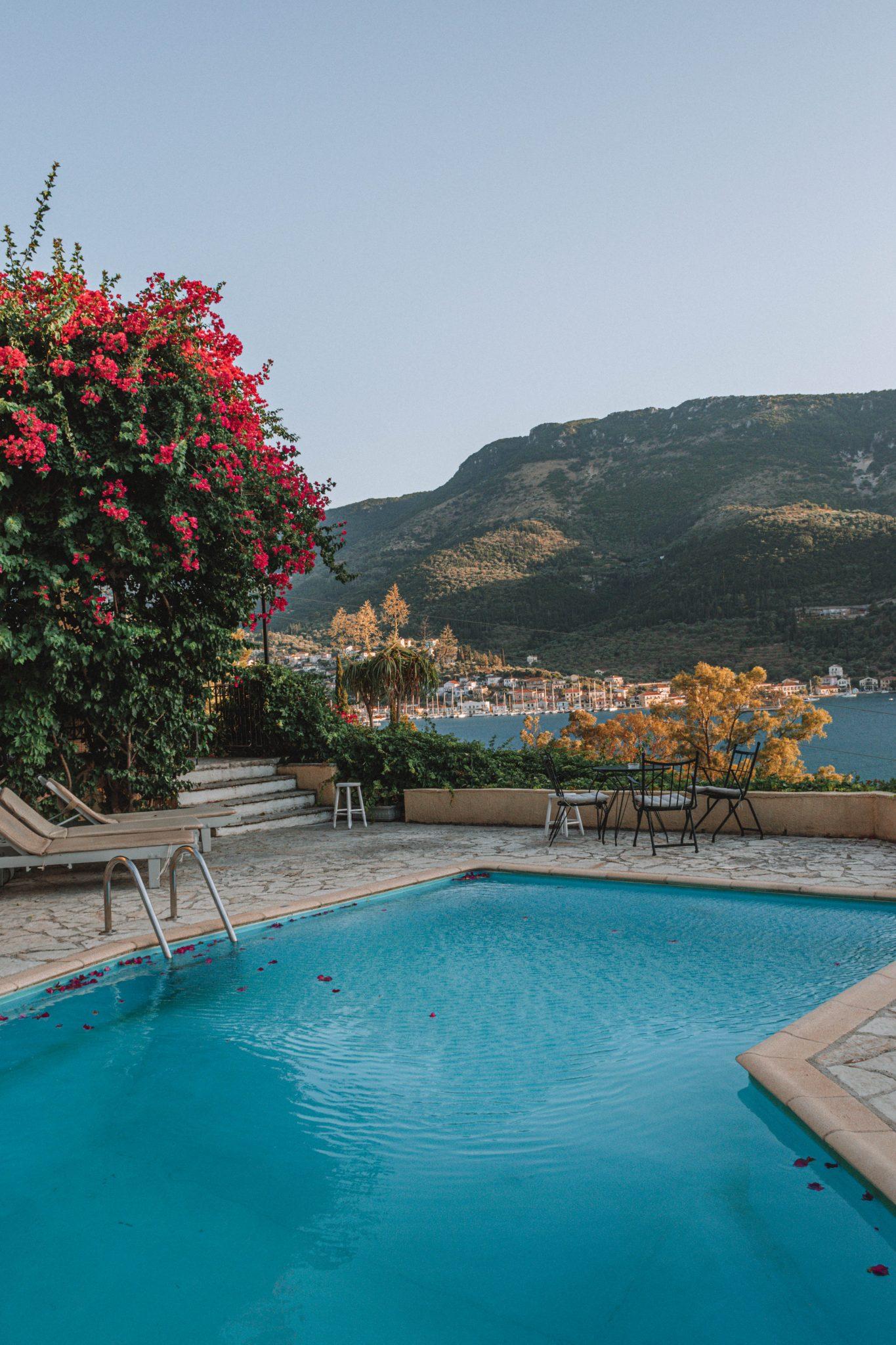 Melhores hotéis em Ithaca Grécia