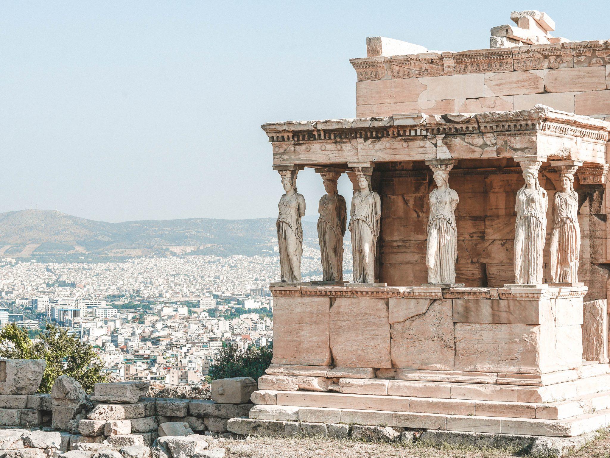 Dicas de Atenas