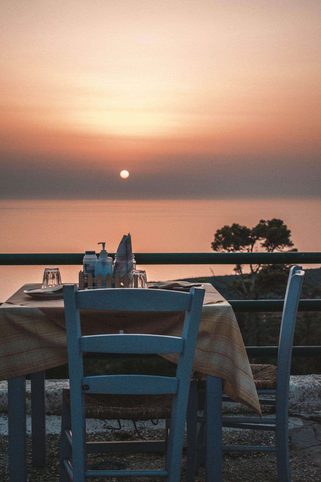 Onde comer na Kefalonia Grécia