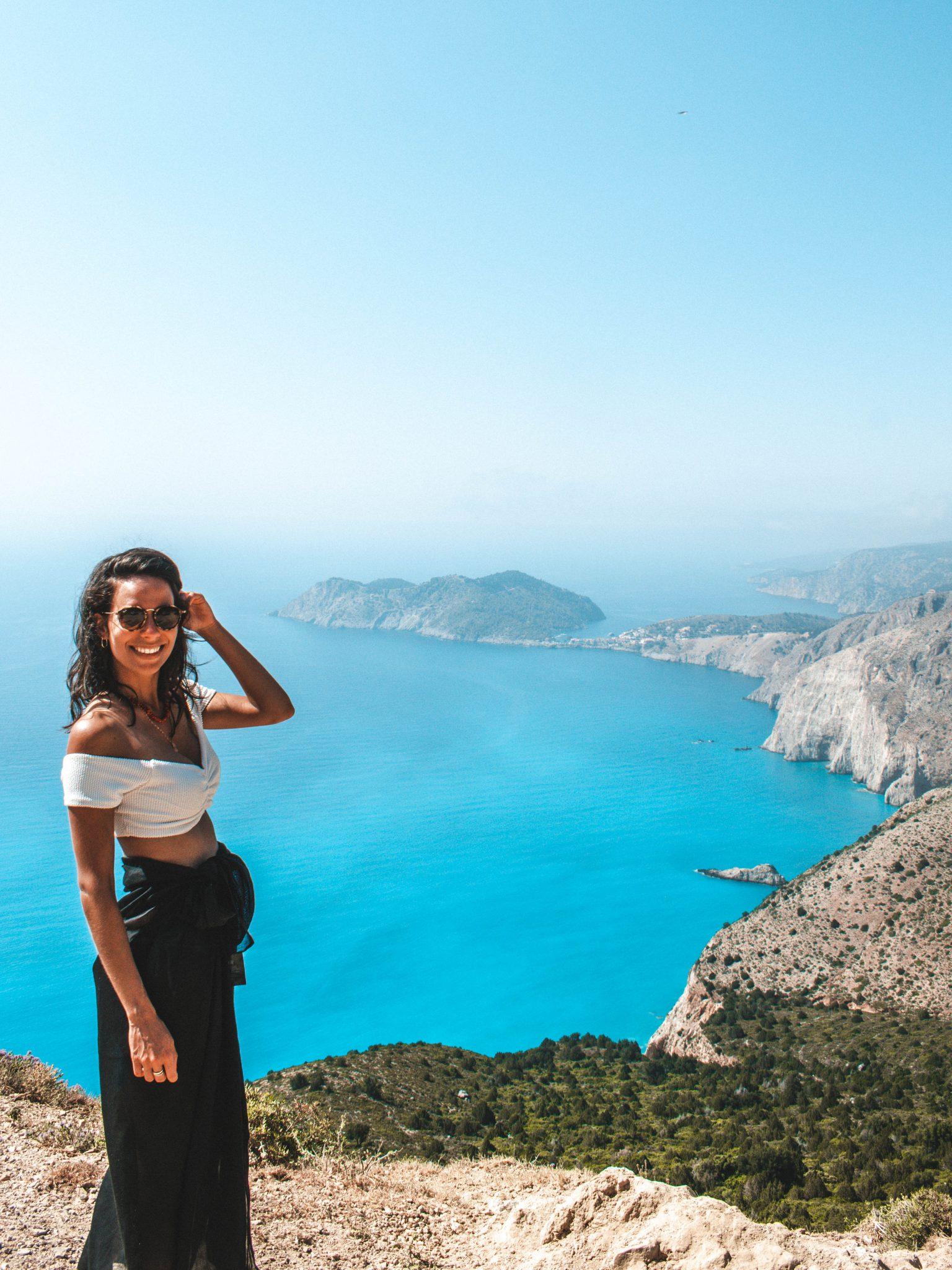 Roteiro de viagem Kefalonia Grécia